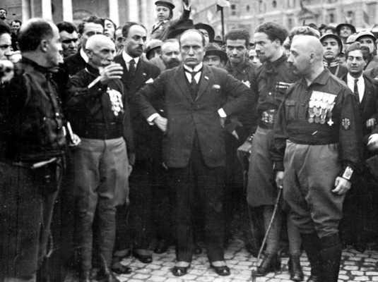 Rise of Italian fascism 10 Reasons for world war 2