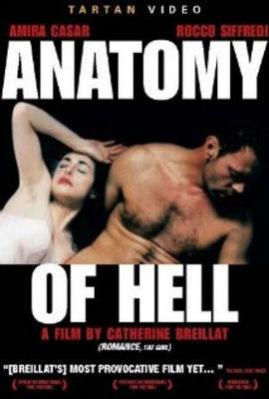 Top 10 Adult British Movies Anatomy of Hell (2004)