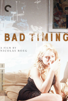 Top 10 Adult British Movies Bad Timing (1980)