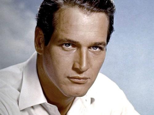 Paul Newman Beautiful Eyes