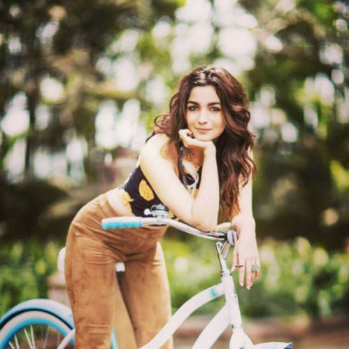 Alia Bhatt India's Hottest Instagram Women