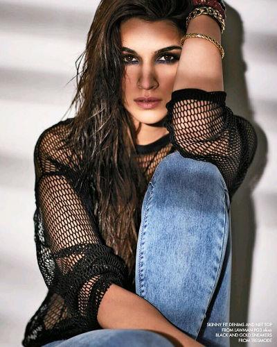 Kriti Sanon India's Hottest Instagram Women