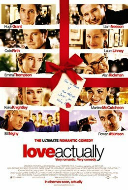 Love Actually Romantic Movies