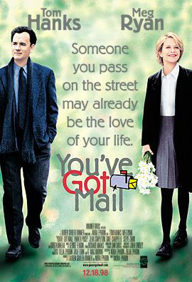 You've got mail Romantic Movies