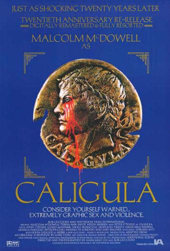 Caligula Hot hollywood movies