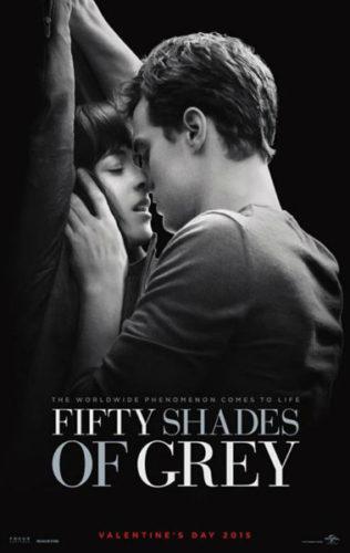 Fifty Shades of Grey Hot hollywood movies