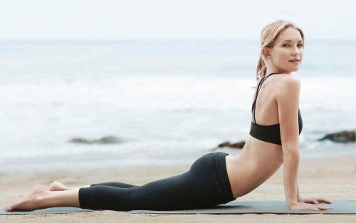 Kate Hudson Hot Celebrity pics in Yoga Pants
