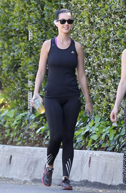 Katy Perry Hot Celebrity pics in Yoga Pants