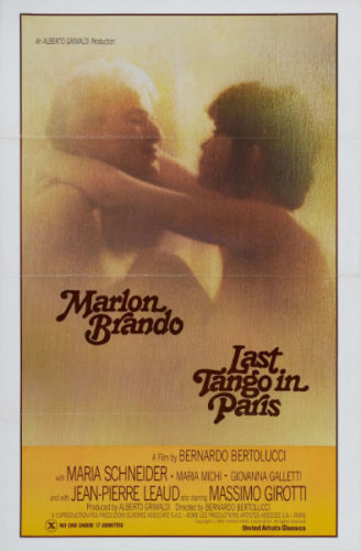 Last Tango in Paris French Adult movies