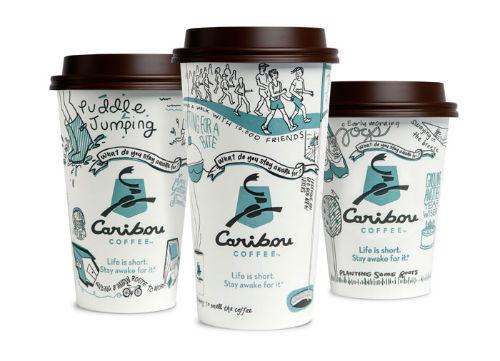 Caribou Coffee best selling coffee brands