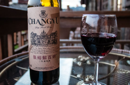 Changyu best selling brands in the world
