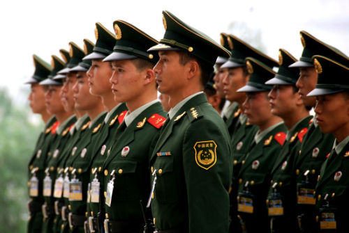 China Worlds Strongest Militaries of 2017