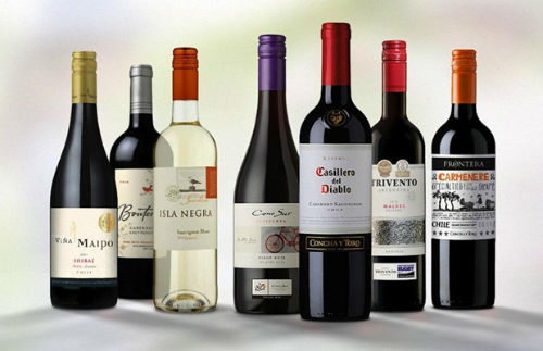 Concha y Toro best selling brands in the world