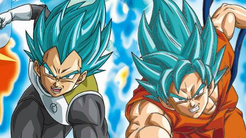 Dragon Ball Super Best Anime Series of 2017