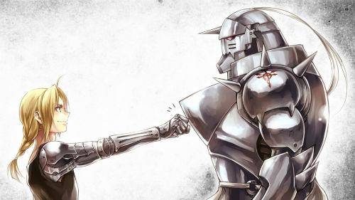 Fullmetal Alchemist Best Anime Series of 2017