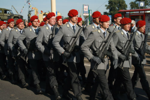Germany Worlds Strongest Militaries of 2017