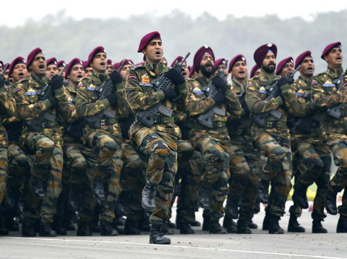 India Worlds Strongest Militaries of 2017