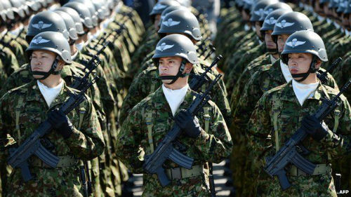Japan Worlds Strongest Militaries of 2017