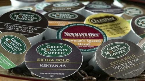 Keurig Green Mountain best selling coffee brands