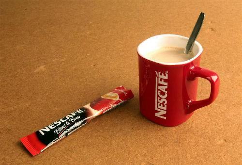 Nescafé best selling coffee brands