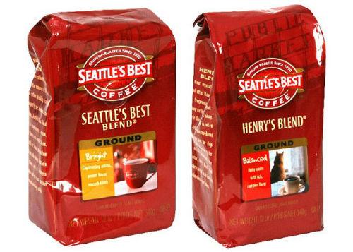 Seattle's Best Coffee best selling coffee brands