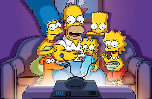 The Simpsons Best Cartoons shows in 2017