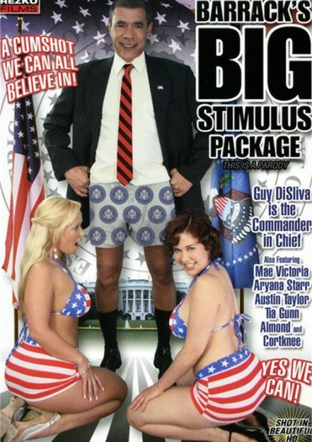 Barrack's Big Stimulus Package comedy porn movies