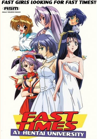 Fast Times at Hentai University Anime Porn Movies