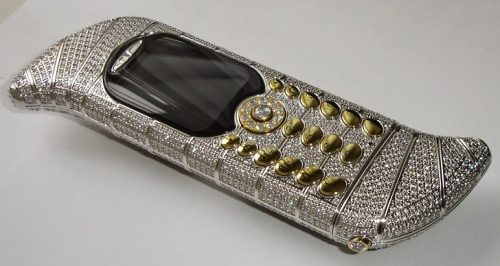 GoldVish Le Million ($1.3million dollar) Expensive Phones