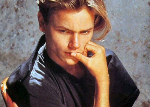 River Phoenix Most Beautiful men of all time
