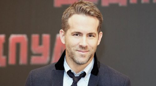 Ryan Reynolds The Most Beautiful Guys of All Time