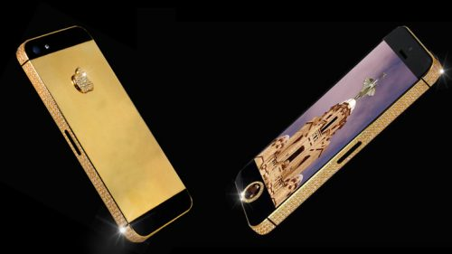iPhone 5 black diamond ($15million) Expensive Phones