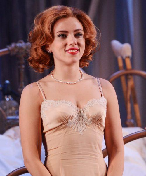 Scarlett Johansson Hot Pic no 10