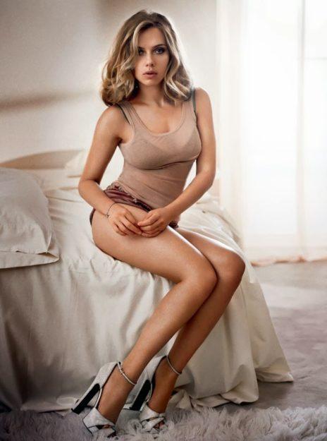 Scarlett Johansson Hot Pic no 12