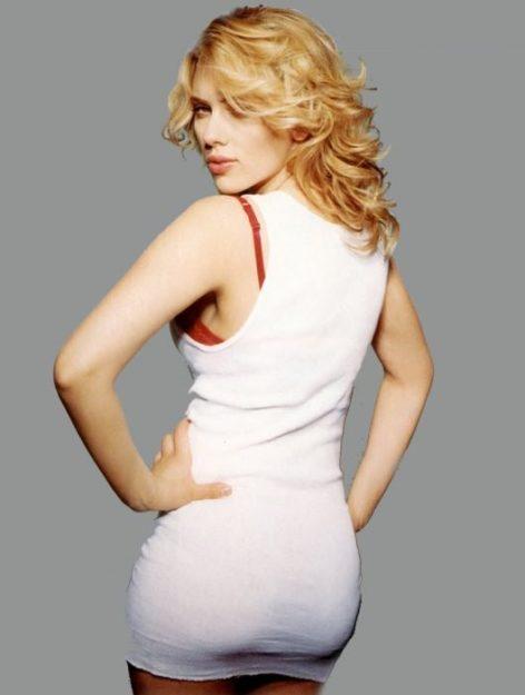 Scarlett Johansson Hot Pic no 18