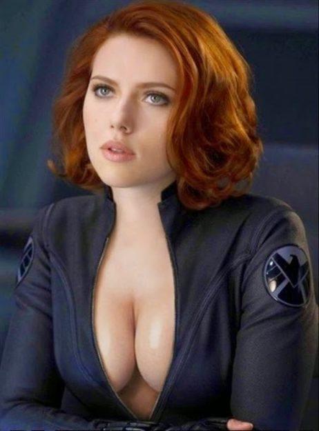 Scarlett Johansson Hot Pic no 34