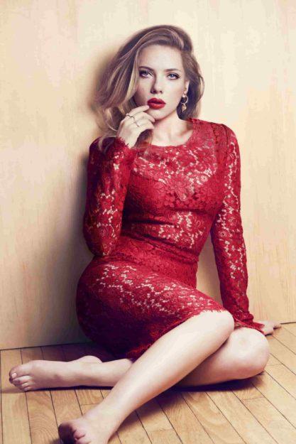 Scarlett Johansson Hot Pic no 5