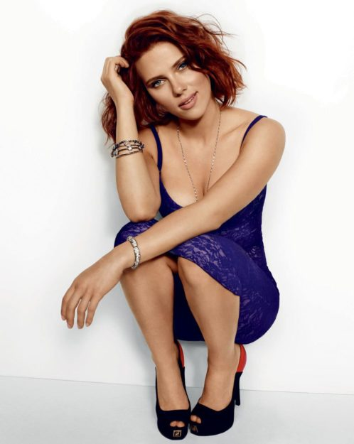 Scarlett Johansson Hot Pic no 7