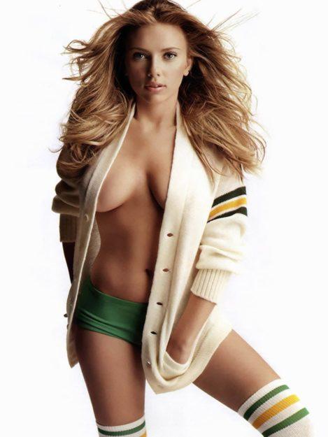Scarlett Johansson Hot Pic no 8