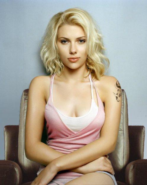 Scarlett Johansson Hot Pic no 9