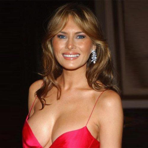 The 31 Absurdly Sexy Melania Trump Photos-6778