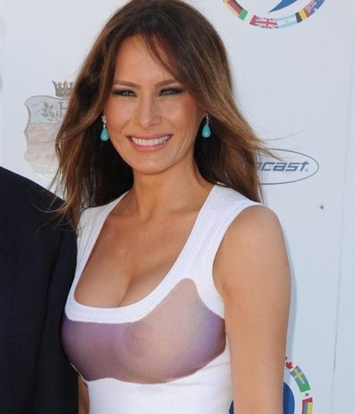 The 31 Absurdly Sexy Melania Trump Photos-5427