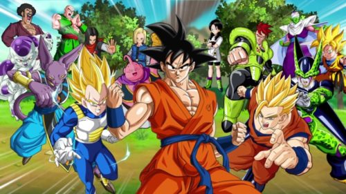 Dragon Ball Z Top Most Popular Amine That Created have Ever