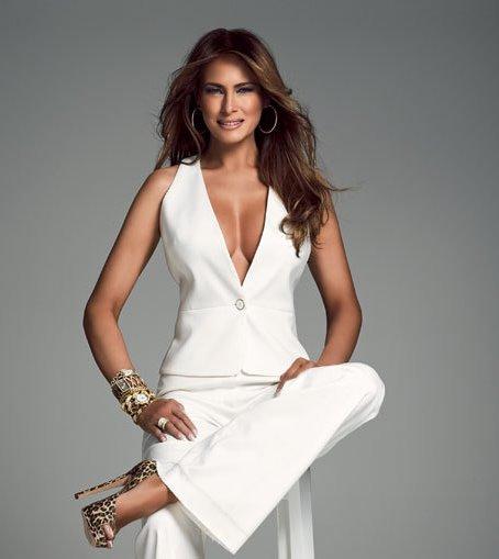 The 31 Absurdly Sexy Melania Trump Photos-6929