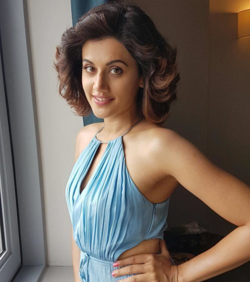 Taapsee Pannu Hot Pic No (8)