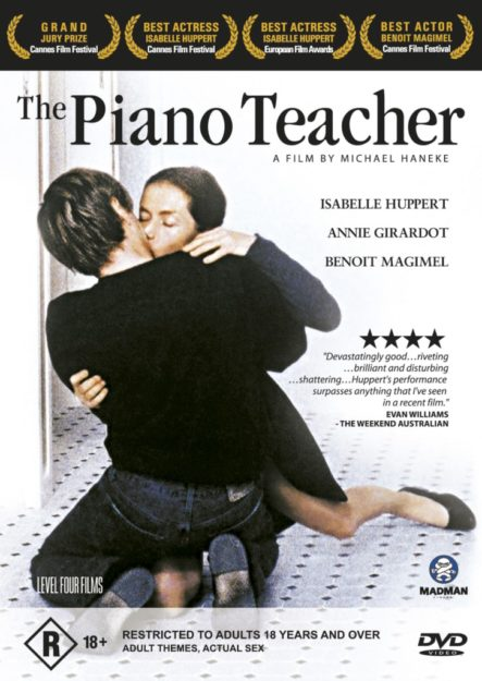 The Piano Teacher Best Adult films 18+ Hollywood