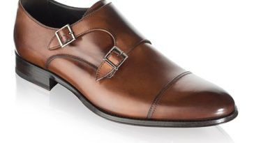 To Boot New York MEDFORD DOUBLE MONK STRAP SHOE 2017
