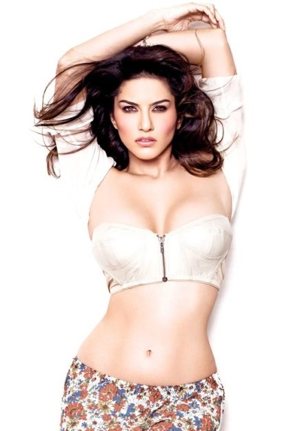 47 Sexiest Half Nude Sunny Leone Photos Of All Time  Don -7985