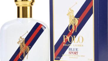 Polo Blue Sport by Ralph Lauren Best Selling Men's perfumes