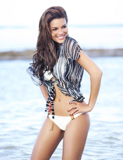half nude Zuleyka Rivera photos (27)